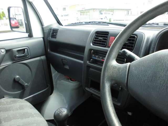 スズキ キャリイ 660 KCエアコン 3方開 4WD 中古車在庫画像13