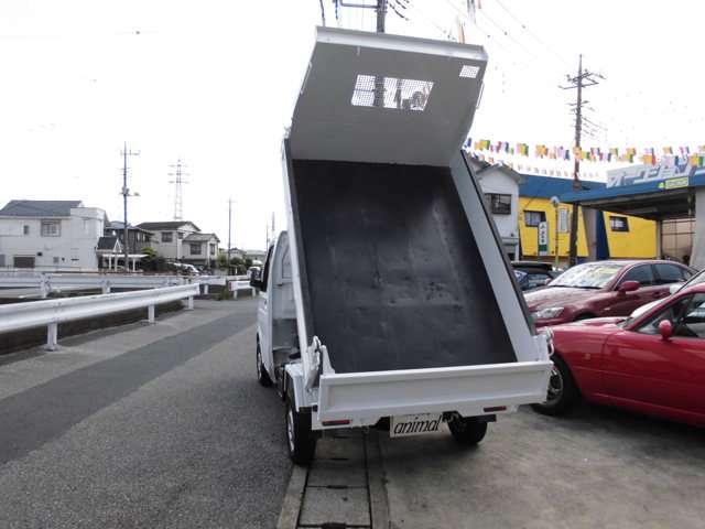 スズキ キャリイ 660 KCエアコン 3方開 4WD 中古車在庫画像18