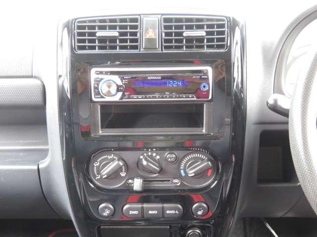 社外オーディオ!ラジオ、CD再生可能!