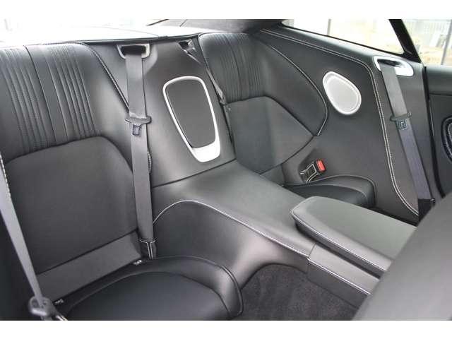アストンマーティンDB11ローンチエディションメーカー保証・OP300東京都の詳細画像その14