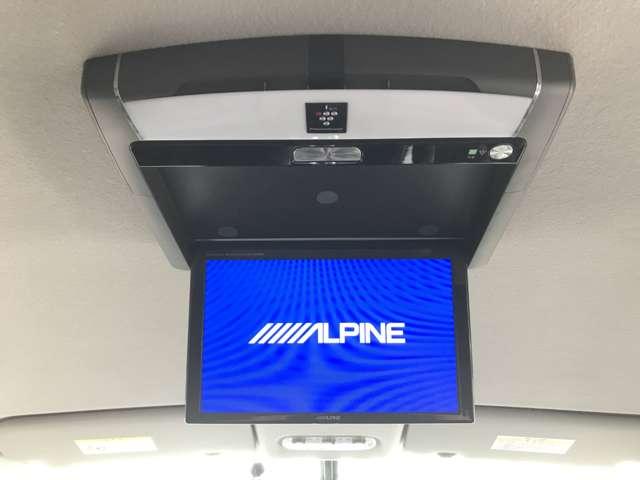 フリップダウンモニター ALPINE10.2インチ PCX-R3300
