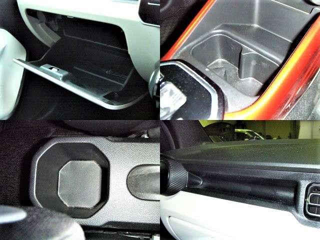 スズキイグニス1.2 ハイブリッド MX セーフティパッケージ装着車DCBS・ナビ・フルセグTV・ETC・1オーナー東京都の詳細画像その11