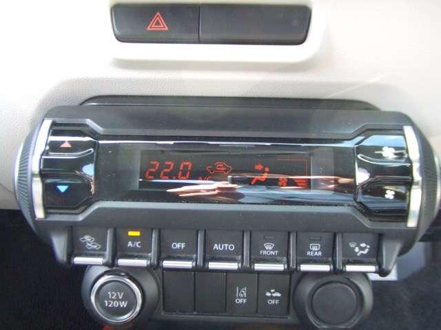 スズキイグニス1.2 ハイブリッド MX セーフティパッケージ装着車DCBS・ナビ・フルセグTV・ETC・1オーナー東京都の詳細画像その9