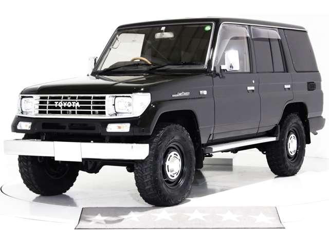 4WD 新品タイミングベルト交換 新品ウォーターポンプ交換 ナローボディ ヴィンテージ16インチアルミホイール クロームグリル 70仕様フロントクロームバンパー 4ナンバー可能 3列シート 8人乗り
