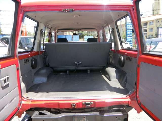 トヨタランドクルーザー703.5 STD ディーゼル 4WD熊本県の詳細画像その18