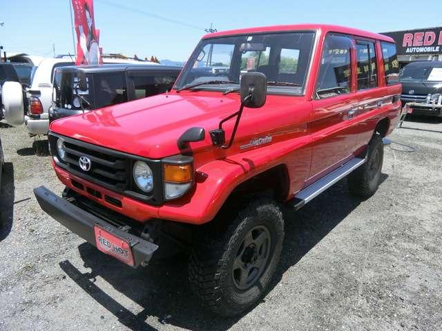 トヨタランドクルーザー703.5 STD ディーゼル 4WD熊本県の詳細画像その6
