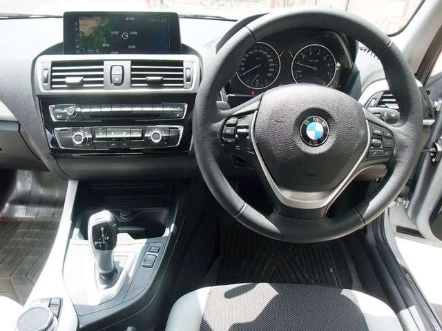 BMW1シリーズ118i スタイルバックカメラ レーンキープ東京都の詳細画像その5