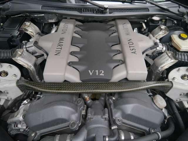 アストンマーティンV12ヴァンキッシュ5.9ディラー車記録簿HDDナビアルカンターラ左東京都の詳細画像その17