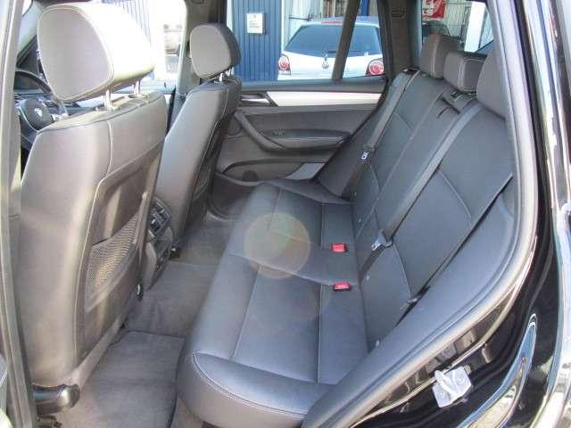 BMWX3ブラックアウト ディーゼルターボ 4WD107台限定車LEDヘッドライト19AW最終モデル北海道の詳細画像その20