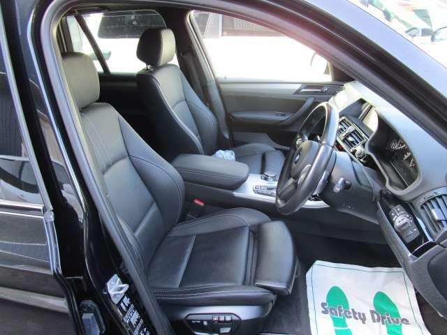BMWX3ブラックアウト ディーゼルターボ 4WD107台限定車LEDヘッドライト19AW最終モデル北海道の詳細画像その6
