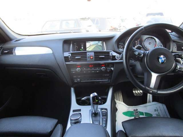 BMWX3ブラックアウト ディーゼルターボ 4WD107台限定車LEDヘッドライト19AW最終モデル北海道の詳細画像その10