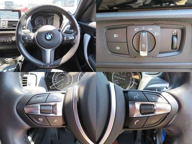BMW1シリーズ118i MスポーツHDDナビ スマートキー 衝突軽減ブレーキ埼玉県の詳細画像その11