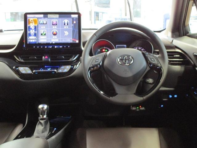 トヨタ C-HR ハイブリッド 1.8 G LED エディション 中古車在庫画像10