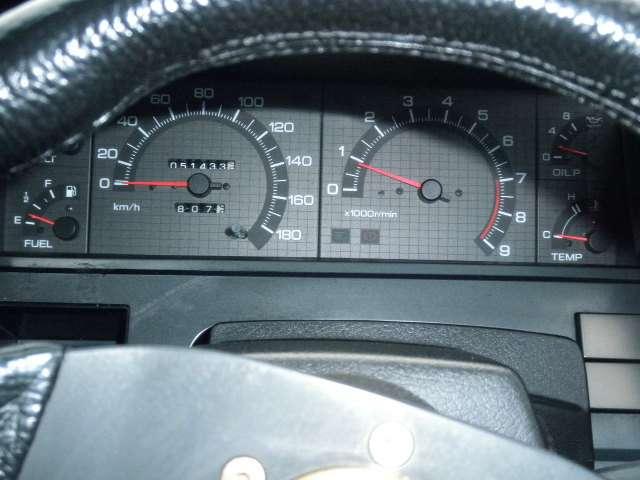 日産 スカイラインクーペ GTS-TWINCAM24V RB20DE HR31 中古車在庫画像11