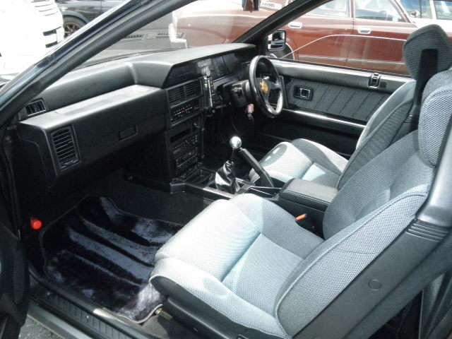 日産 スカイラインクーペ GTS-TWINCAM24V RB20DE HR31 中古車在庫画像9