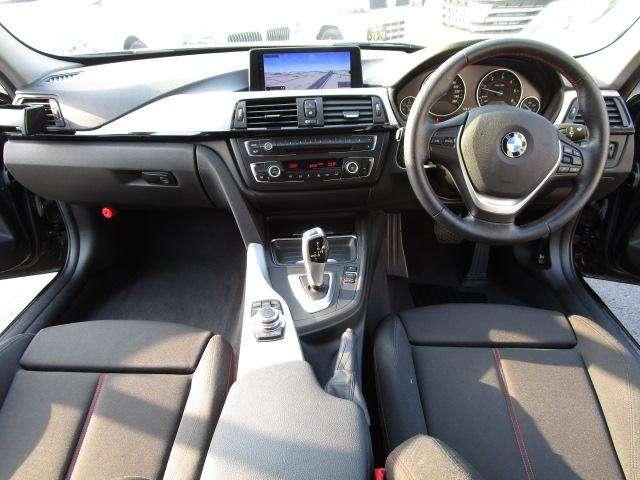 BMW3シリーズ320d ブルーパフォーマンス スポーツHDDナビ福岡県の詳細画像その14