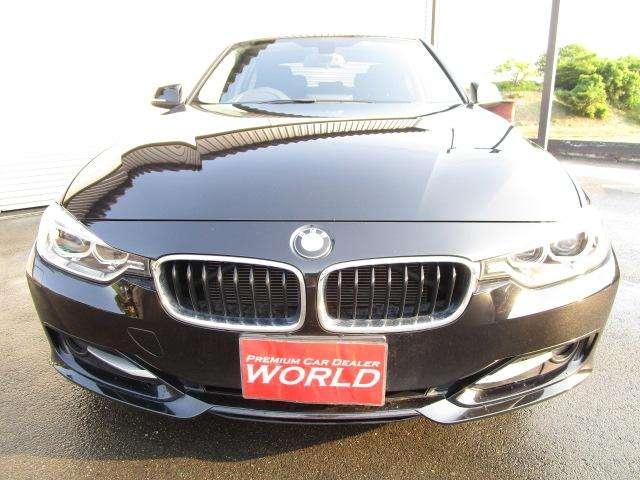 BMW3シリーズ320d ブルーパフォーマンス スポーツHDDナビ福岡県の詳細画像その2