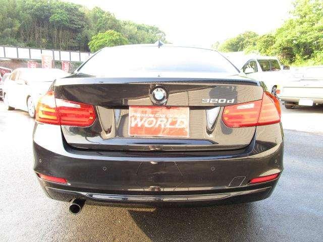 BMW3シリーズ320d ブルーパフォーマンス スポーツHDDナビ福岡県の詳細画像その5
