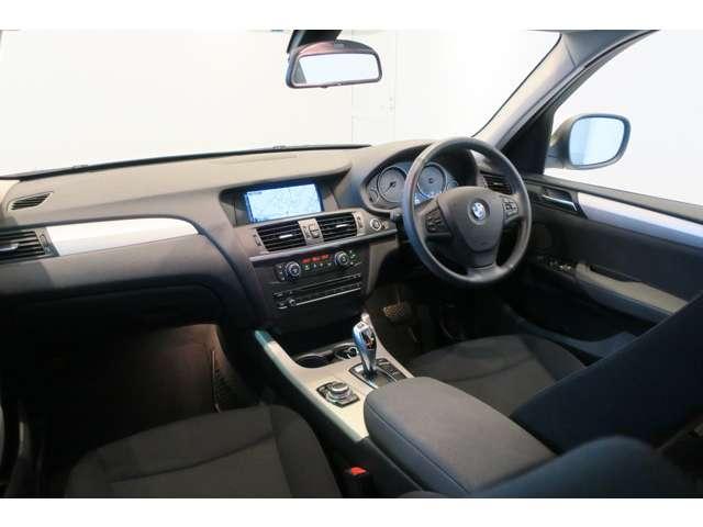 BMW X3 xドライブ20d ブルーパフォーマンス ディーゼルターボ 4WD 中古車在庫画像6