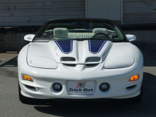 アニバーサリーモデル伝統のホワイトとブルーのアニバーサリーデカールが特徴のモデル