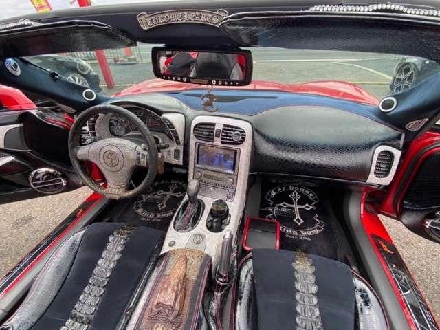 コルベットなので、スーパカーと違い、メンテナンスをきちんとしていれば、あまり故障も少なく気軽に乗れる車です。フェラーリ・ランボのようにすぐ壊れるお車ではないのでおすすめです!