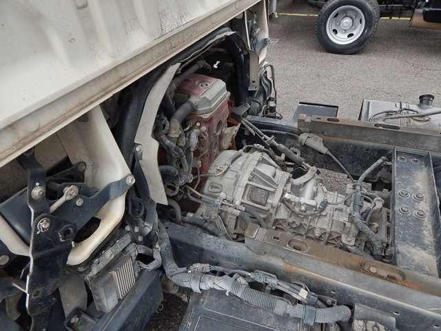 日野自動車 デュトロ 全低床 3トンダンプ 中古車在庫画像4
