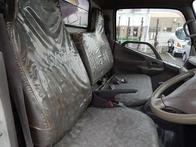 日野自動車 デュトロ 全低床 3トンダンプ 中古車在庫画像7