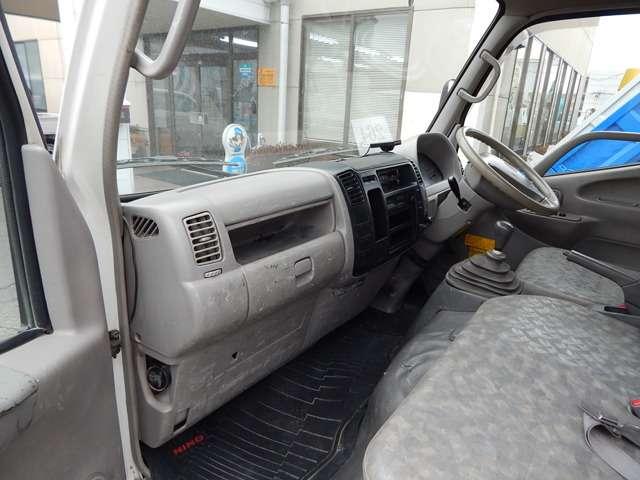 日野自動車 デュトロ 全低床 3トンダンプ 中古車在庫画像8