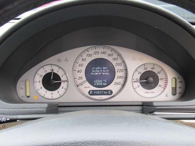 メルセデス・ベンツ Eクラス E320 アバンギャルド 中古車在庫画像6