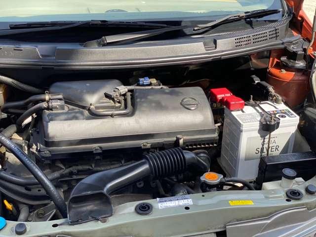 エンジンの異音などもございません。※納車前には、点検整備をきっちりさせて頂き、ご納車致しますので、ご安心下さいませ。