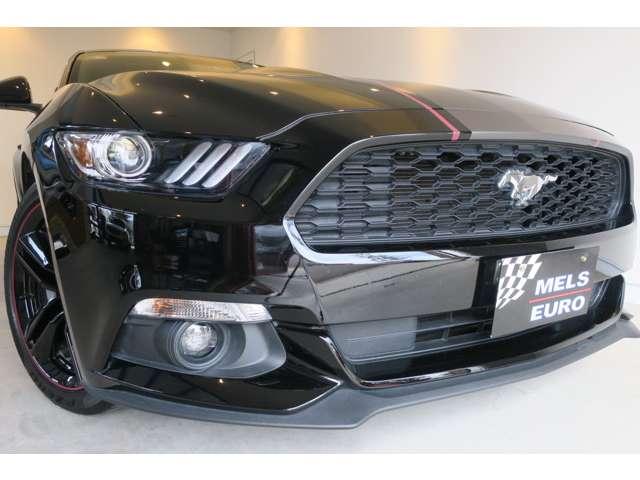 フォード マスタング 50イヤーズ エディション 中古車在庫画像2