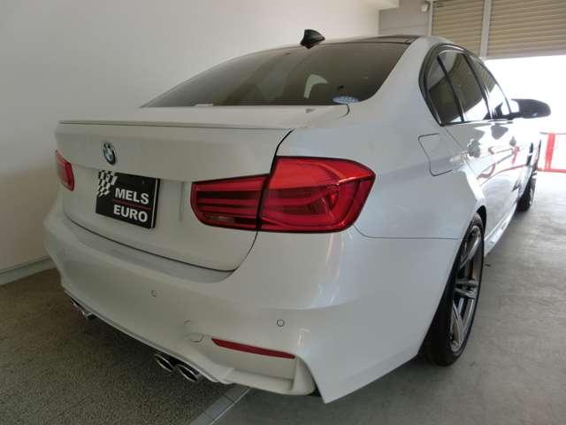 BMW M3セダン M DCT ドライブロジック 中古車在庫画像3