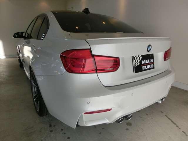 BMW M3セダン M DCT ドライブロジック 中古車在庫画像6
