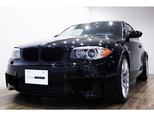 新車並行車 BMW 1シリーズMクーペ 左ハンドル ブラックサファイアメタリック/ブラックレザー