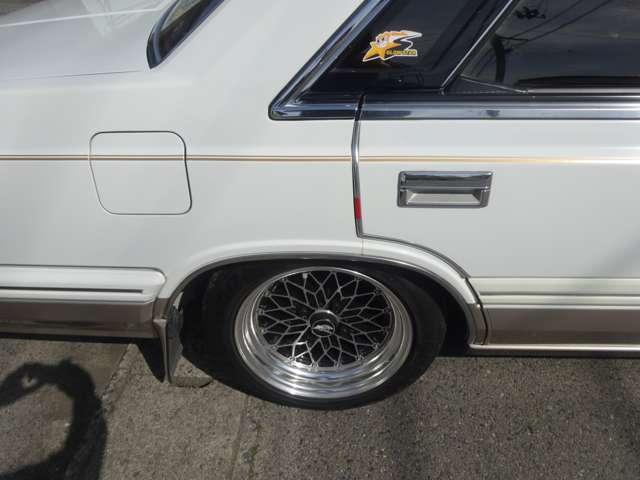 タイヤの溝は十分あります
