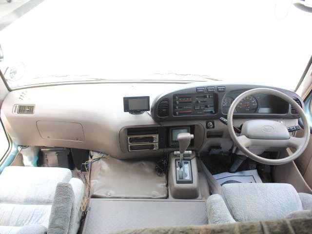トヨタ コースター マリナRV Lキャビン FFヒーター 中古車在庫画像17