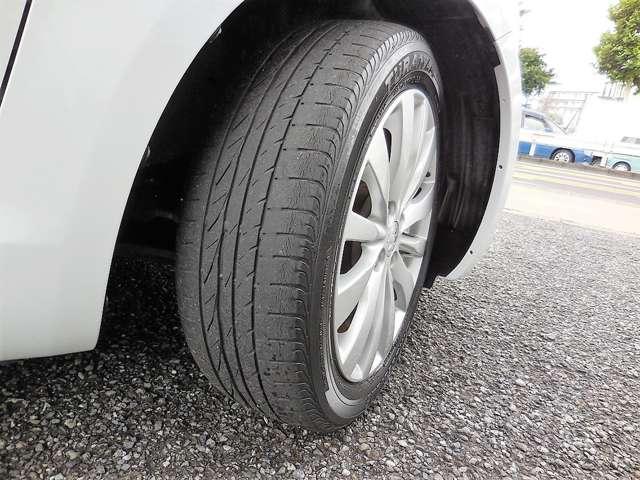 タイヤは納車前に新品に交換します!ご安心下さい★