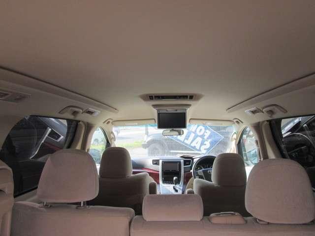 トヨタ アルファード 2.4 240X 4WD 中古車在庫画像17