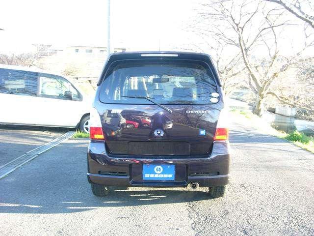 シボレー MW 1.3 Gセレクション 中古車在庫画像3
