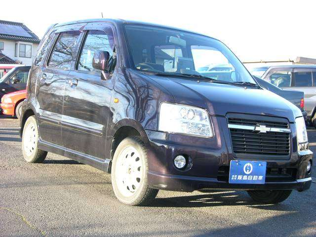 シボレー MW 1.3 Gセレクション 中古車在庫画像4