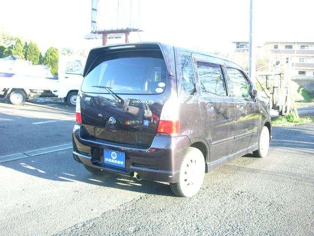 シボレー MW 1.3 Gセレクション 中古車在庫画像5