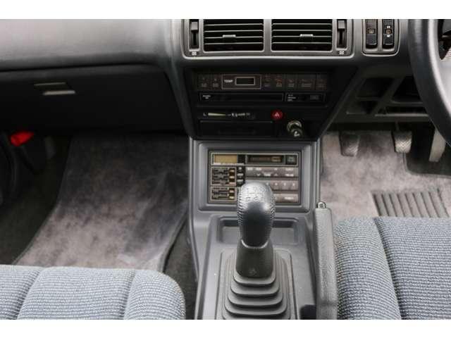 三菱ギャラン2.0 VR-4 4WD走行81000km・法定整備付き福岡県の詳細画像その11