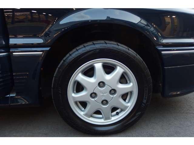 三菱ギャラン2.0 VR-4 4WD走行81000km・法定整備付き福岡県の詳細画像その19