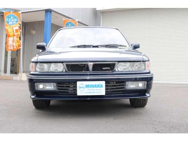三菱ギャラン2.0 VR-4 4WD走行81000km・法定整備付き福岡県の詳細画像その2