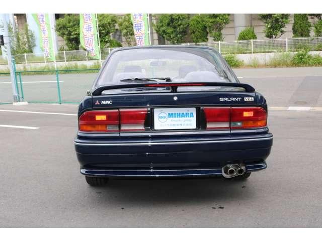 三菱ギャラン2.0 VR-4 4WD走行81000km・法定整備付き福岡県の詳細画像その3