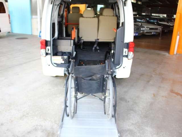 ☆車いす車載例☆デイサービス、ケアセンター等、送迎用にいかが...