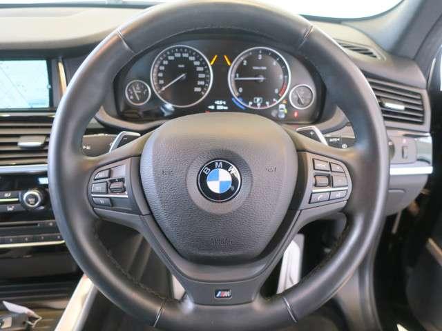 BMW X3 xドライブ20d Mスポーツ ディーゼルターボ 4WD 中古車在庫画像11