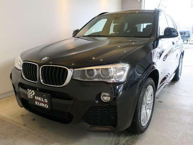 BMW X3 xドライブ20d Mスポーツ ディーゼルターボ 4WD 中古車在庫画像2