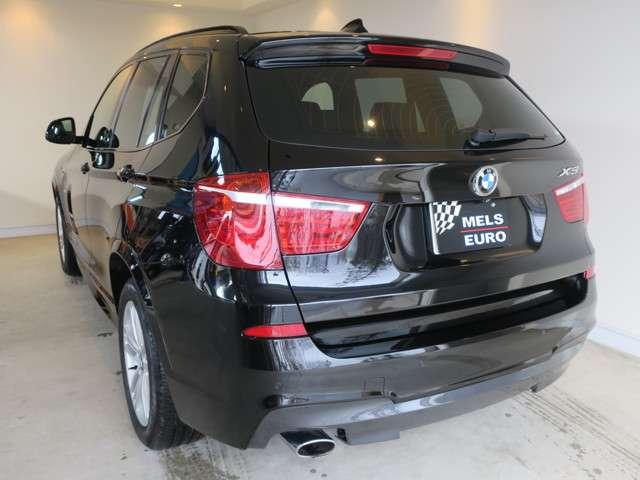 BMW X3 xドライブ20d Mスポーツ ディーゼルターボ 4WD 中古車在庫画像3