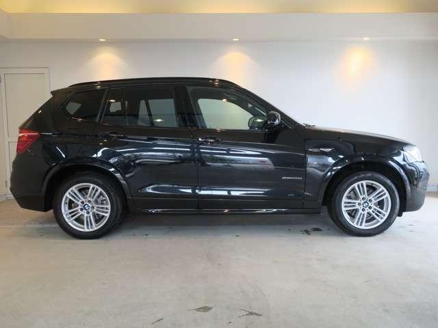 BMW X3 xドライブ20d Mスポーツ ディーゼルターボ 4WD 中古車在庫画像4